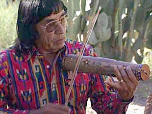 Скрипка апачей